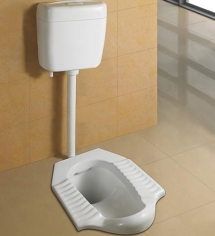 马桶:   墙排式也叫后排式或横排式