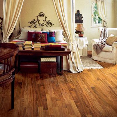 什么是三层实木复合地板?