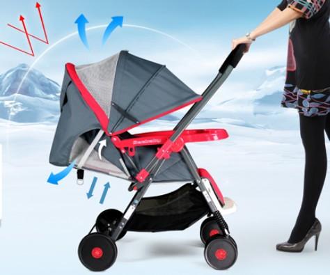 著名婴儿用品品牌圣得贝怎么样?圣得贝T13A三轮婴儿推车怎么样?