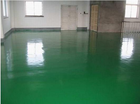 地坪漆受温度影响大产品丰富多样化