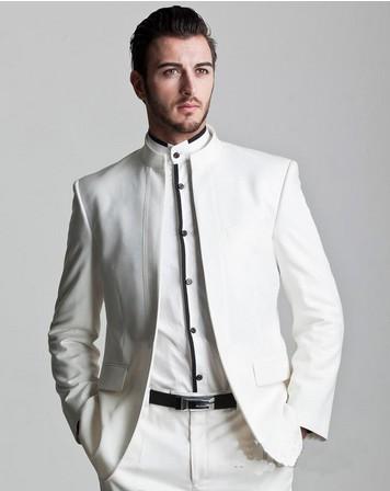 男士西装怎么选?在搭配颜色上应该注意什么