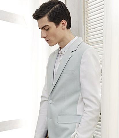 Znzuk男装英伦风习卷而来 演绎绅士魅力