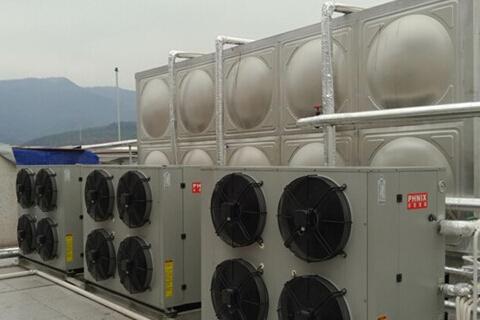 芬尼空气能续夺标节能项目 开启新征程
