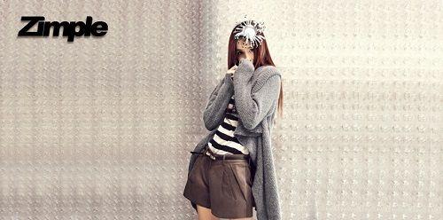 Zimple女装:为时尚创意命名 向环保艺术致敬