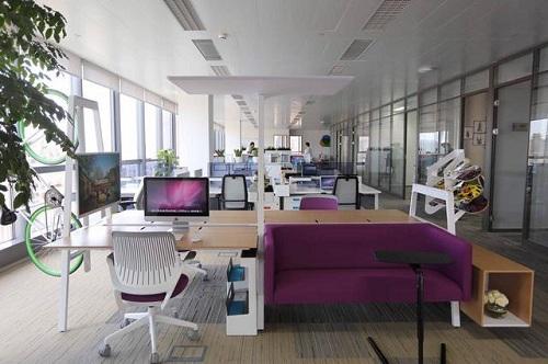 """国际办公家具品牌Steelcase瞩目中国""""双创""""商机"""