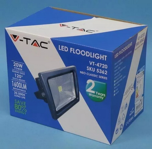 多款出口匈牙利LED泛光灯因质量问题被召回