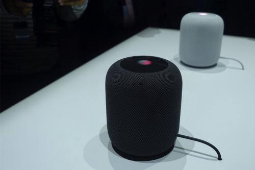 苹果进军智能家居 HomePod开启预售
