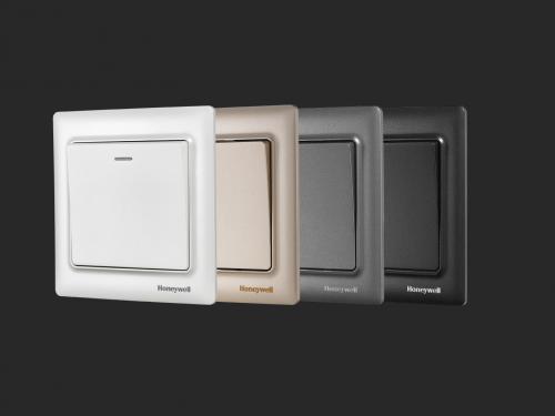 2018年9月霍尼韦尔发布儒雅系列超薄电工新品
