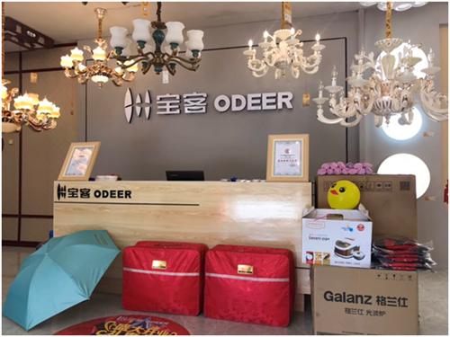 品牌规划成效显著 宝客照明陕西徽县店盛大开业