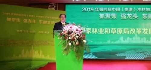 中国(贵港)木材加工业发展高峰论坛圆满成功!