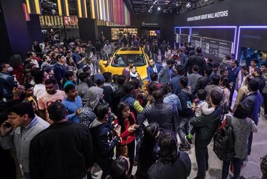 中国品牌战略转移印度 竞争压力依然来自日韩品牌