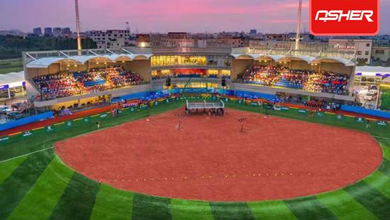 ASHER亚设体育•曼吉亚斯:为中国棒球事业添砖加瓦