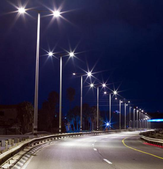 亮化照明工程-智慧路灯与智能照明
