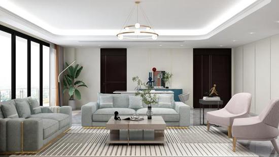 慕冠家居:时尚金属元素,打造美学形态的空间生活